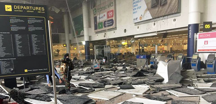 Trial for 2016 Brussels suicide bombings set for 2020