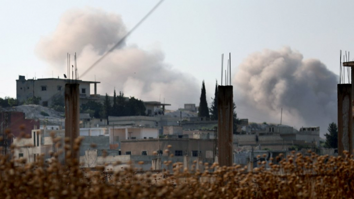 Over 100 fighters killed in clashes in northwest Syria since Wednesday