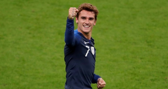 Barcelona signs France forward Griezmann from Atletico Madrid for 120M euros