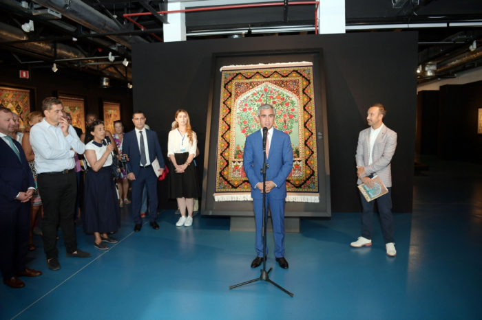 Les Journées de la culture azerbaïdjanaise organisées à Cannes - PHOTOS
