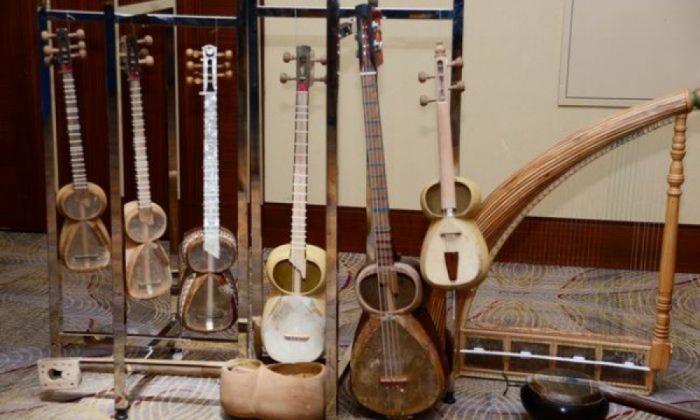Die Musik der Tar bringt innere Ruhe