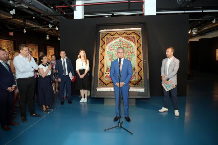 Los Días de la cultura azerbaiyana se celebran en Cannes