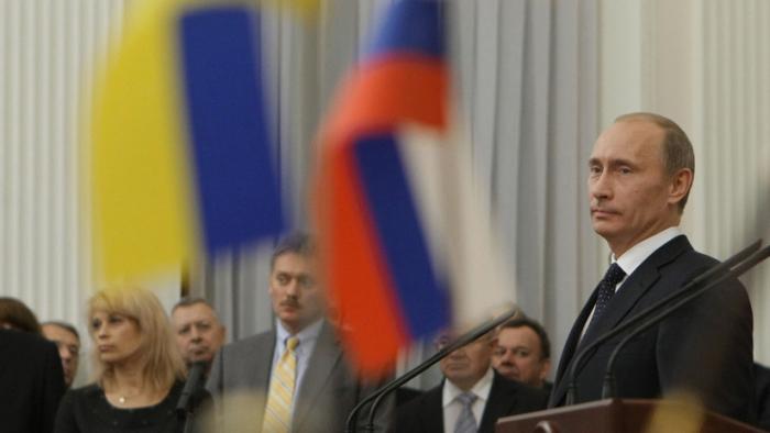 """Putin, sobre Rusia y Ucrania:   """"Somos la misma nación"""""""