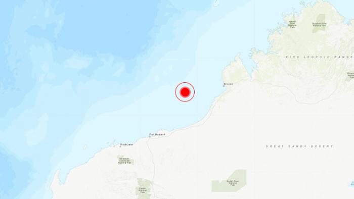 Un sismo de magnitud 6,6 sacude el litoral de Australia