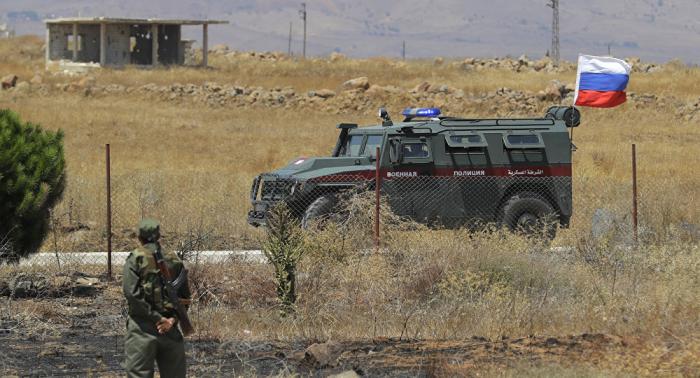 Syrien: Extremisten zünden beim Patrouillen russischer Militärpolizei in Deraa eine Bombe