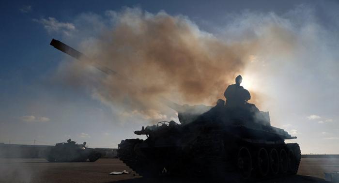 Libysche Nationalarmee startet neue Offensive auf Tripolis