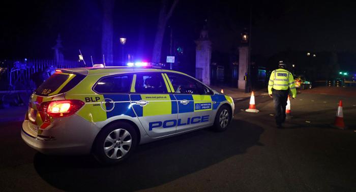 Al menos siete heridos después de que un coche atropellara a una multitud en Londres
