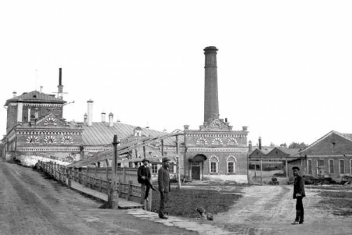 Los hermanos Siemens y el ferrocarril de Gedebey