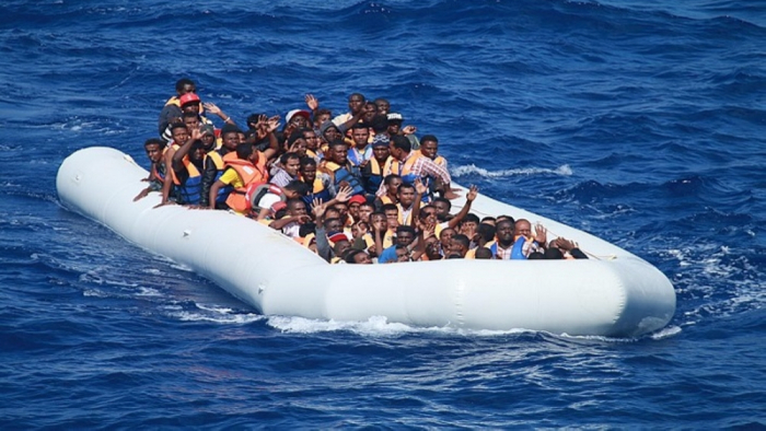 53 illegal immigrants rescued off Libya