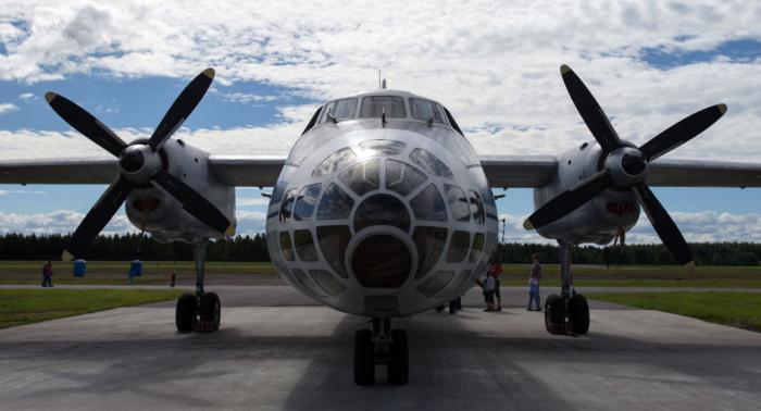 Britische und Italienische Militärs inspizieren russischen Luftraum