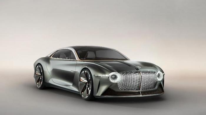 Bentley zeigt Luxusliner-Vision von morgen
