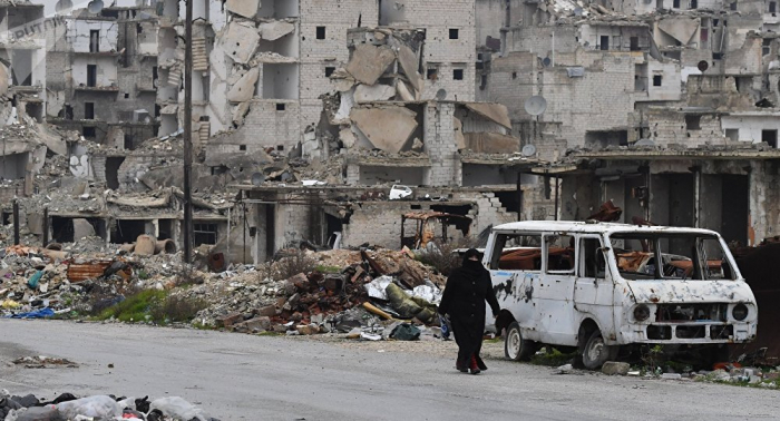Ataque con cohetes deja varios muertos y heridos en Alepo