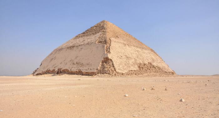 Egipto abre al público dos pirámides por primera vez en más de 40 años
