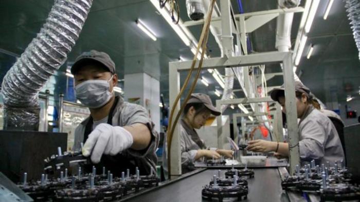 La economía china se ralentiza a su ritmo más bajo desde principios de los 90
