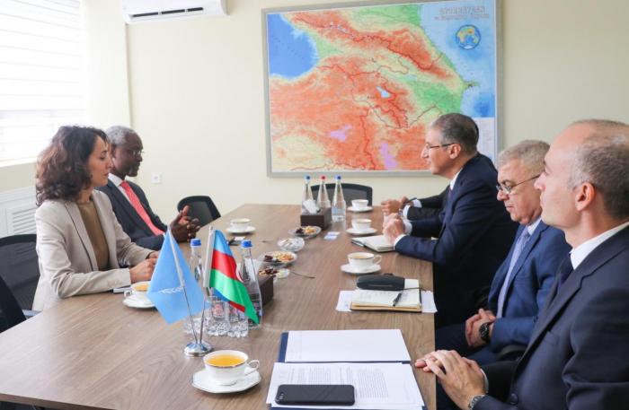 El problema de la desertificación en Azerbaiyán se discute a nivel de la ONU