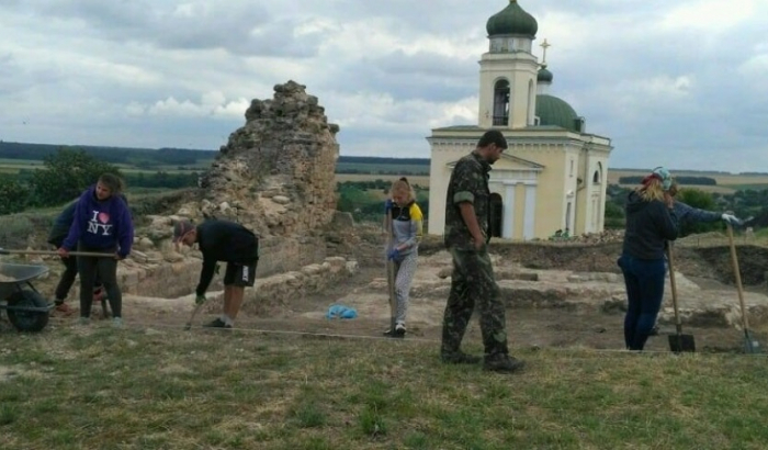 Ukraynada 3 əsrlik türk məscidinin qalıqları tapılıb