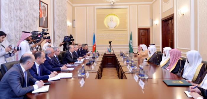 Un programme de coopération signé avec l'Arabie saoudite en matière de justice