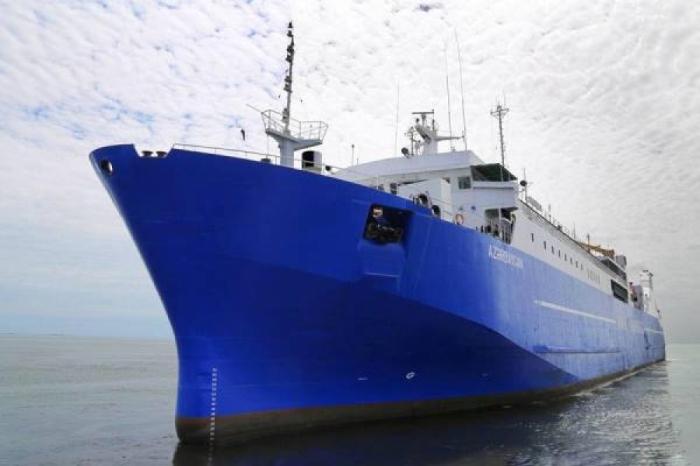 405 millions de dollars de marchandises transportées par voie maritime cette année
