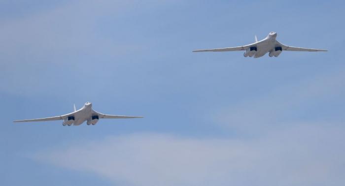 Russische Langstreckenbomber absolvieren Flüge im Ostseeraum