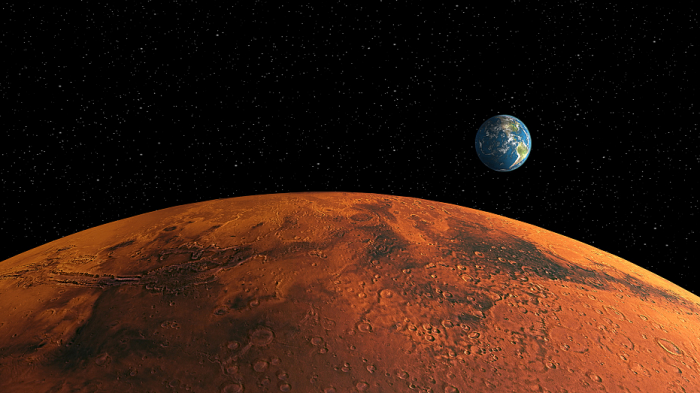 Scientists propose to make Mars habitable with a layer of aerogel