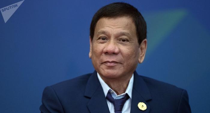 Duterte stellt sexuelle Belästigung unter Strafe