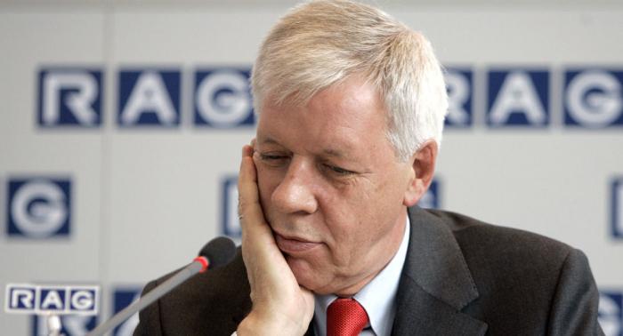 Ex-Bundeswirtschaftsminister Werner Müller gestorben
