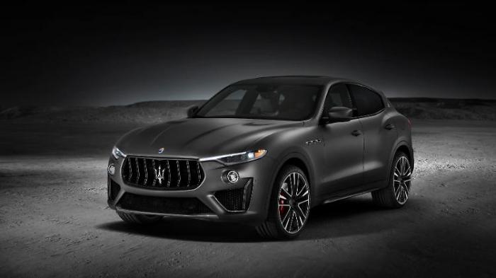 Levante wird zum bislang stärksten Maserati