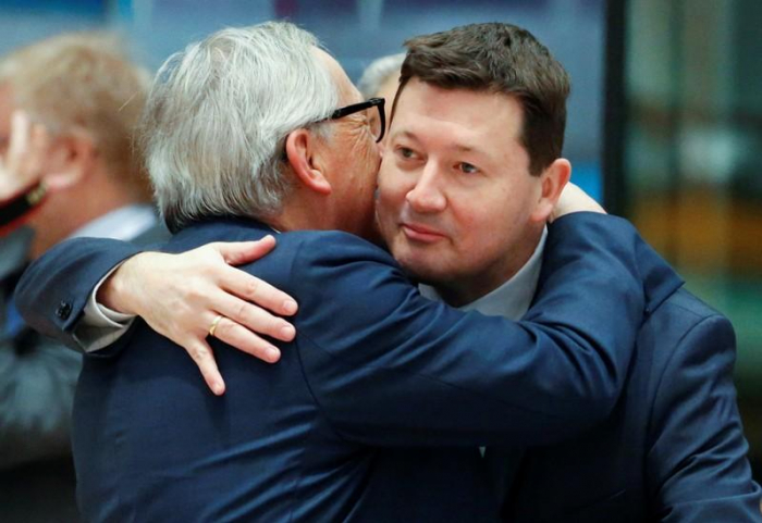 Top EU civil servant Selmayr to quit post: EU Commission