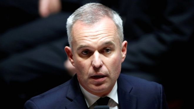 French environment minister quits over spending allegations