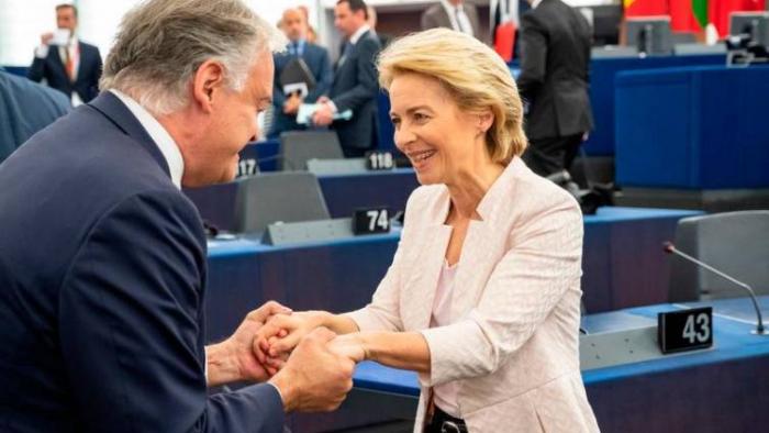 Ursula von der Leyen es elegida presidenta de la Comisión Europea