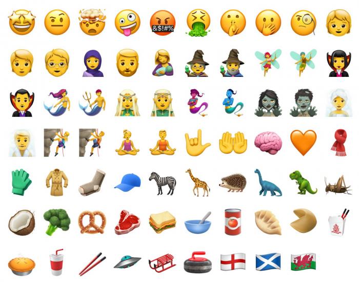 El Dia Mundial del Emoji:  Los emoticonos son el lenguaje universal