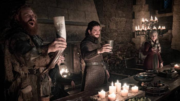 Nuevo récord de 'Juego de tronos':  32 nominaciones a los Emmy