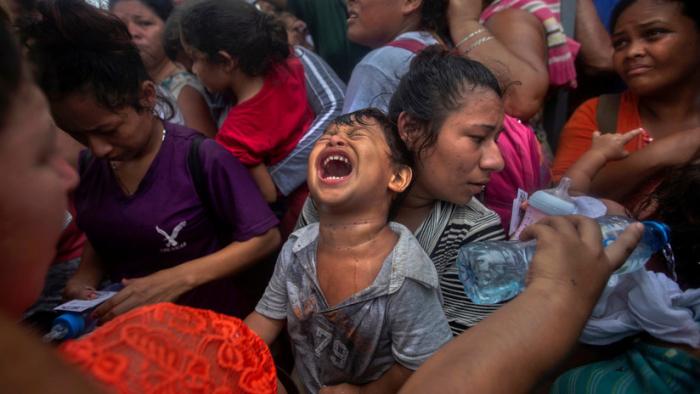 EE.UU. desviará más de 40 millones de dólares de ayuda humanitaria a Honduras y Guatemala para apoyar a Guaidó