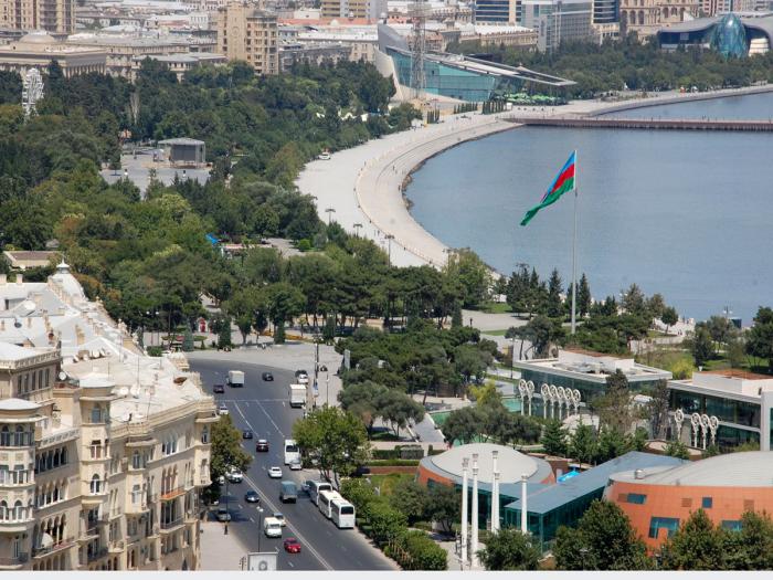 Azerbaiyán ocupa el puesto 34 en el ranking de los países más seguros del mundo