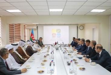 تبادل الآراء بين أذربيجان وقطر في حماية البيئة