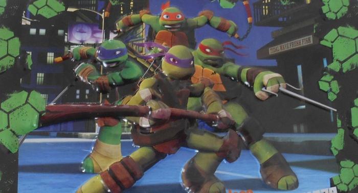 """""""Ninja Turtles"""" bekommen Verstärkung durch fünfte Schildkröte – es wird eine Frau sein"""