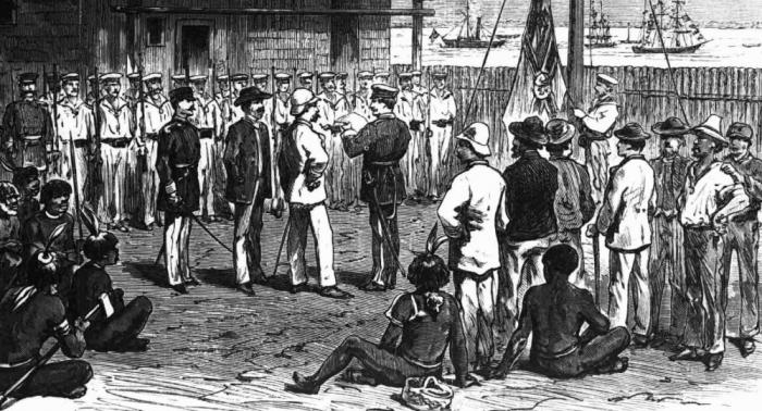 """""""Zurückgeben"""" – Mehr Kooperation mit Afrika in Kolonialgutdebatte gefordert"""