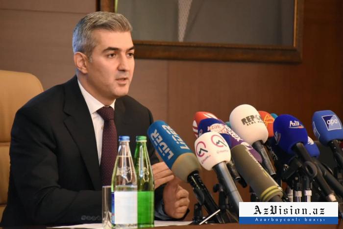 Vusal Huseynov -  Zahl der ausländischen Touristen stieg um 6%