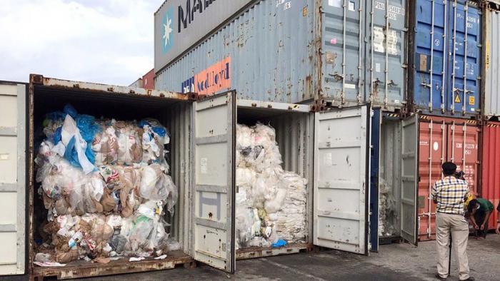 """""""Camboya no es un vertedero""""  : la nación asiática devolverá 83 contenedores con basura a EE.UU. y Canadá"""