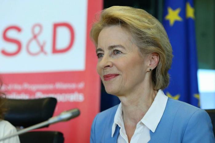 Aserbaidschan gratuliert der neuen Leiterin der EU-Kommission