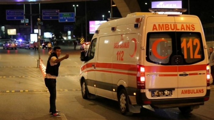 Up to 14 migrants reported killed in road crash in Turkey