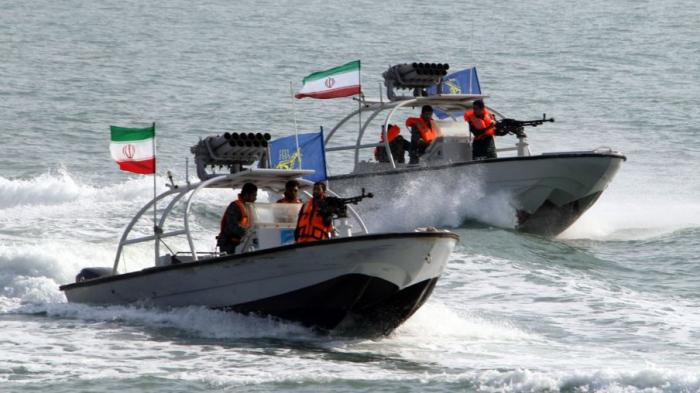 Iran seizes