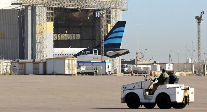 Flughafen in Tripolis wegen Raketenbeschuss geschlossen