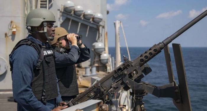 US-Schiff hat iranische Drohne abgeschossen – Trump