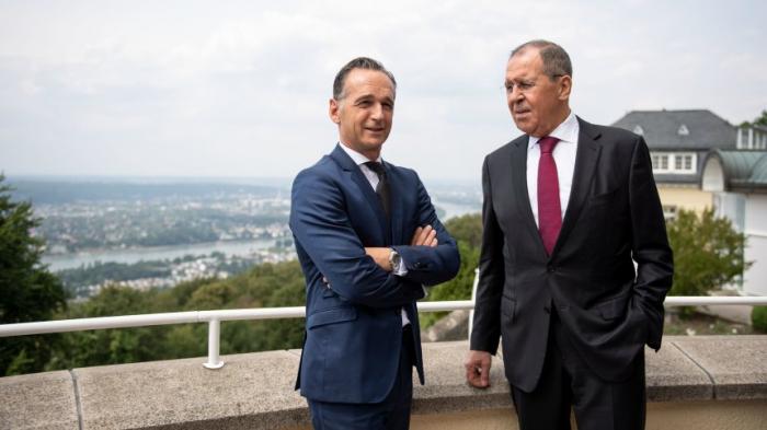 Maas und Lawrow sprechen sich gegen Beteiligung der USA aus