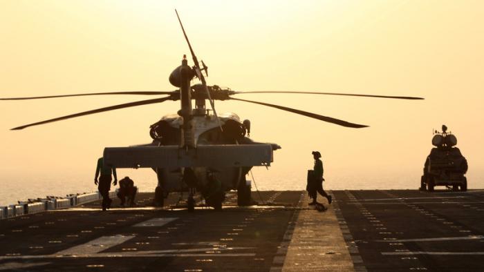 La nueva arma electrónica con la que EE.UU. habría derribado al dron iraní