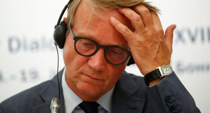 """Ronald Pofalla: """"Ich bin gegen den Abbau von Sanktionen"""""""