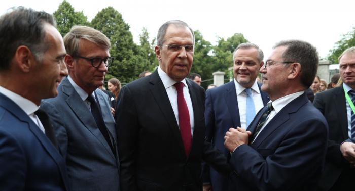 """Lawrow auf dem Petersburger Dialog in Königswinter: Schurkenstaaten sind """"out"""""""