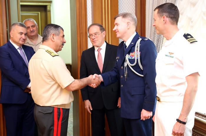 USA ernennen neuen Militärattaché in Aserbaidschan