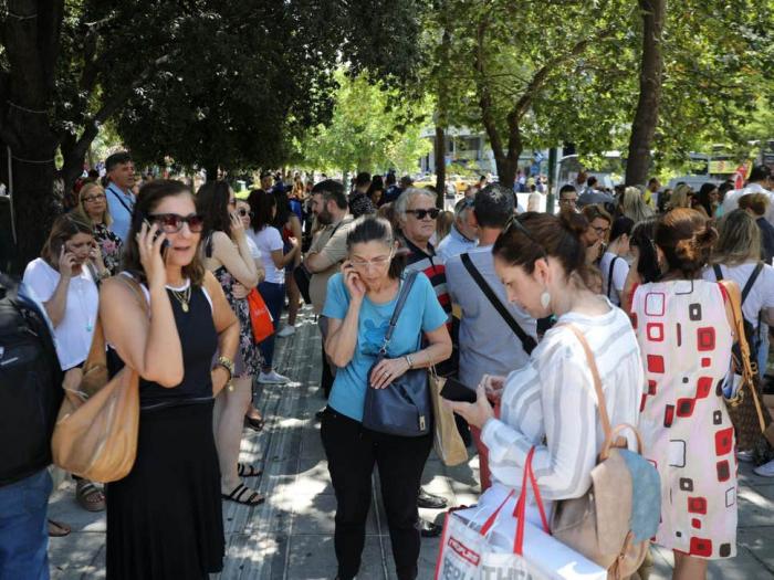 Strong earthquake felt in Greek capital